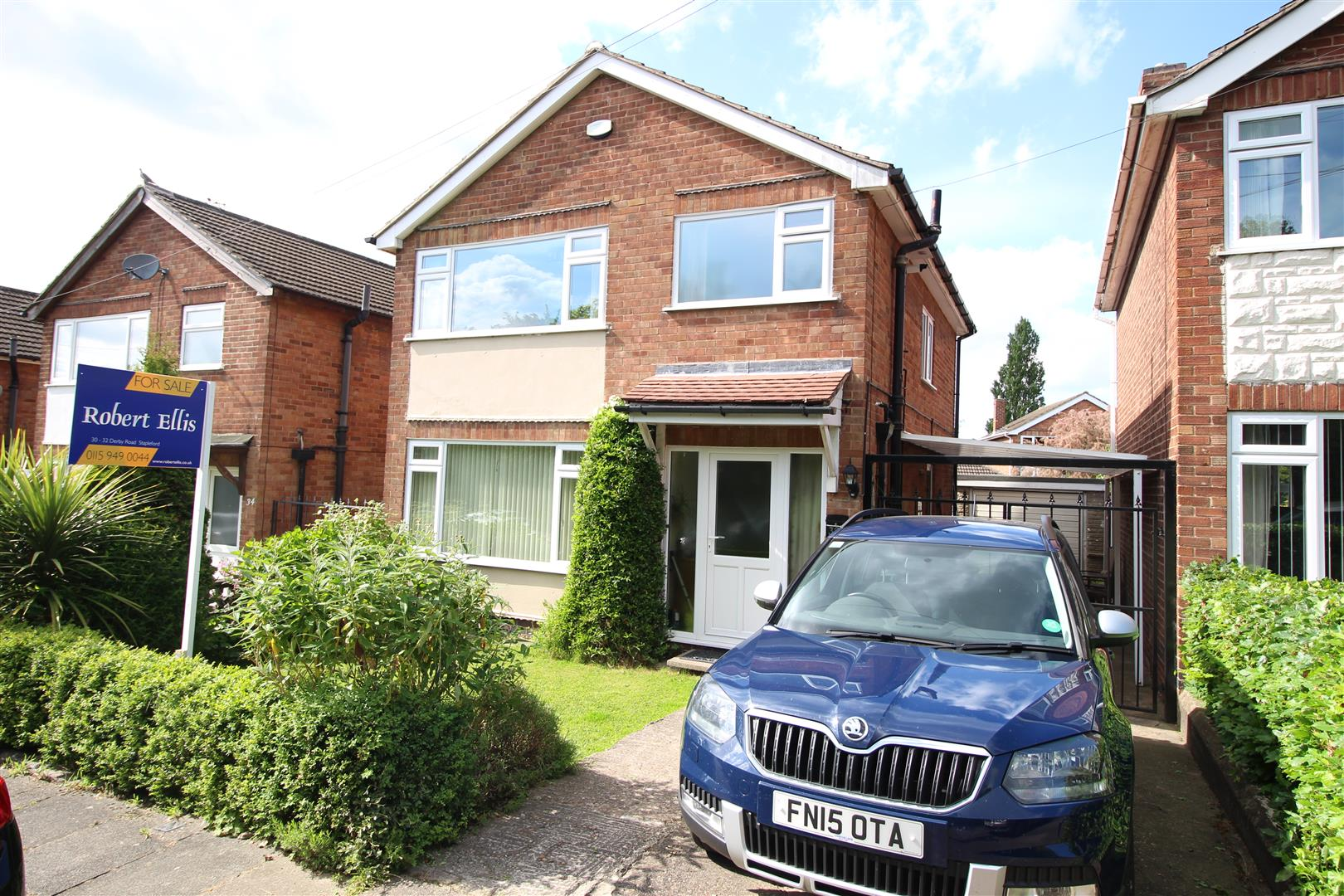 3 Bedrooms Property for sale in Silverdale, Stapleford